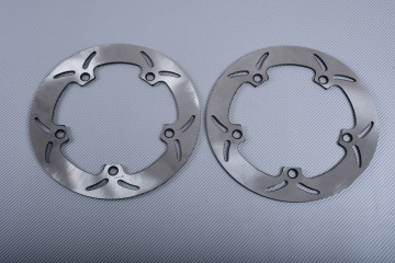 Pair of Front Solid brake disc 305mm many BMW