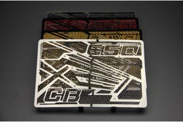 Kühlergrill- Abdeckung Honda CB CBR 650 F 2014 / 2020