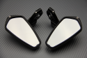 Paar Lenkerendenspiegel mit kleinen verstellbaren Armen