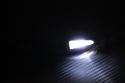 Pareja de intermitentes LED universales con toque repetidor blanco