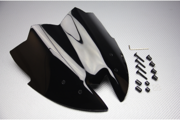 Black Windscreen Kawasaki Z800 Z800E