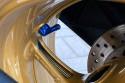 Valvole ruota a 90 in alluminio anodizzato 11.3 mm