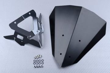 Cúpula de Aluminio anodizado KAWASAKI Z650 2020 - 2021