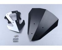 Anodised Aluminium Windshield KAWASAKI Z400 2019 - 2020