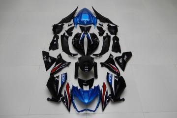 Komplette Motorradverkleidung KAWASAKI Z800 2013 - 2016