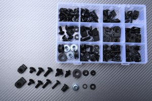 Specific hardware kit for fairings AVDB HONDA GROM MSX 125 2017 - 2020
