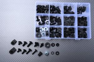 Specific hardware kit for fairings AVDB HONDA CBR 600 F1 1987 - 1990