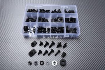 Kit de tornillos especifico para carenados AVDB KAWASAKI GTR 1000 / ZG 1000 1986 - 2006