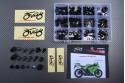 Specific hardware kit for fairings AVDB KAWASAKI ZX10R 2006 - 2007