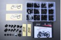 Spezifischer Schraubensatz für Verkleidungen AVDB KAWASAKI ZX10R 2011 - 2019
