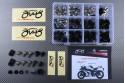 Specific hardware kit for fairings AVDB KAWASAKI ZX10R 2011 - 2019