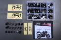 Specific hardware kit for fairings AVDB KAWASAKI Z1000 2003 - 2006