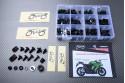 Specific hardware kit for fairings AVDB KAWASAKI NINJA 1000 Z1000S Z1000SX 2011 - 2019