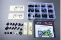 Specific hardware kit for fairings AVDB KAWASAKI ZX12R 1999 - 2006