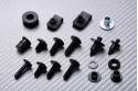Specific hardware kit for fairings AVDB MV AGUSTA F3 2011- 2020
