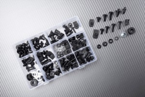 Kit de tornillos especifico para carenados AVDB SUZUKI RGV 250 VJ21 1988 - 1990