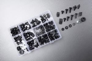 Spezifischer Schraubensatz für Verkleidungen AVDB SUZUKI RGV 250 VJ21 1988 - 1990