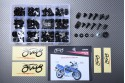 Specific hardware kit for fairings AVDB SUZUKI GSXR 750 1988 - 1991