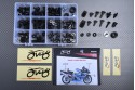 Specific hardware kit for fairings AVDB SUZUKI TL 1000R 1998 - 2003