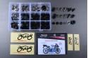 Kit de tornillos especifico para carenados AVDB SUZUKI GSXR 1000 2001 - 2002
