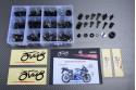 Kit de Visserie spécifique pour Carénages AVDB SUZUKI GSXR 1000 2001 - 2002