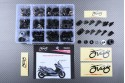 Specific hardware kit for fairings AVDB YAMAHA TMAX 500 XP500 2001 - 2011