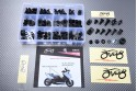 Specific hardware kit for fairings AVDB YAMAHA TMAX 530 2012 - 2019