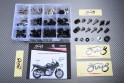 Specific hardware kit for fairings AVDB YAMAHA DIVERSION XJ600 1992 - 2004