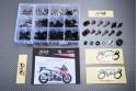 Specific hardware kit for fairings AVDB YAMAHA YZF R6 1999 - 2002