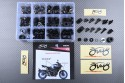 Specific hardware kit for fairings AVDB YAMAHA MT 09 2017 - 2020