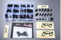 Specific hardware kit for fairings AVDB YAMAHA STAR VENTURE 2014 - 2020