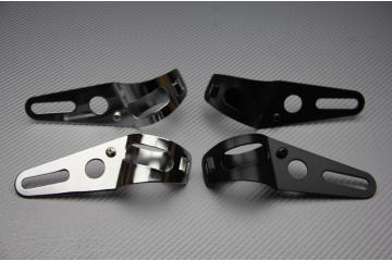 Staffe / supporto universale per faro anteriore rotondo