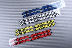 Sticker de adorno CBR 650