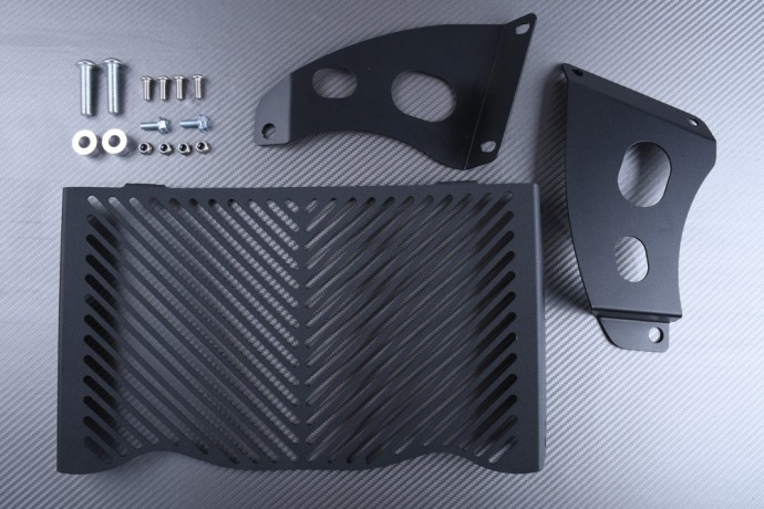 Radiator protection grill KTM ENDURO 690 2008 - 2017