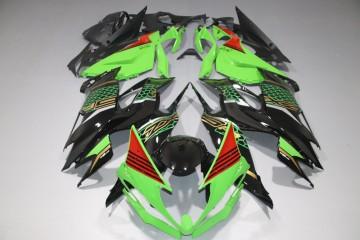Komplette Motorradverkleidung KAWASAKI ZX6R 2013 / 2018