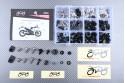 Specific hardware kit for fairings AVDB HONDA CBR 1000 RR 2012 - 2016