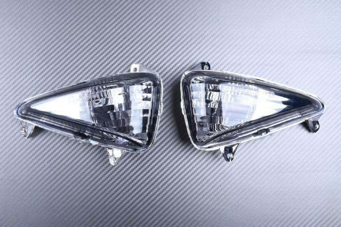 Pair of front turn signals HONDA CBF 600 S / CBF 1000 / VARADERO XLV 1000 2003 - 2012