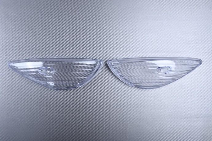Pair of Rear Turn Signals Lenses HONDA CBF 600 500 2004 - 2007 SH 125 2001 - 2003