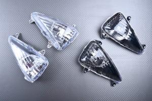 Paire de clignotants avant HONDA CBF 600 S / CBF 1000 / VARADERO XLV 1000 2003 - 2012