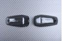 Pair of Front Turn Signals Lenses SUZUKI GSXR 600 750 1000 2003 - 2005