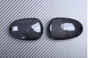Pair of Front Turn Signals Lenses for many CUSTOM SUZUKI