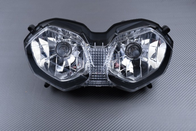 Front headlight TRIUMPH TIGER 800 / 1200 2010 - 2020