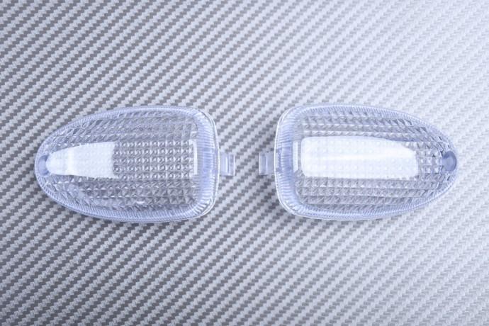 Pair of Rear Turn Signals Lenses BMW R850 R1100 R1150 R1200 K1200 C / R / GS / S / CL / RS / GT