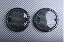 Pair of Front Turn Signals Lenses HONDA SHADOW 600 1100 / MAGNA 750