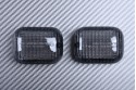 Pair of Front Turn Signals Lenses CAGIVA MITO / PLANET / SUPERCITY 125 / RAPTOR 650 1000 / W4 / W8