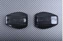 Pair of Turn Signals Lenses HONDA CBR 600 F FS RR / 954 / 1000 RR / 1100XX / VTR / HORNET / CB1000R / TRANSALP