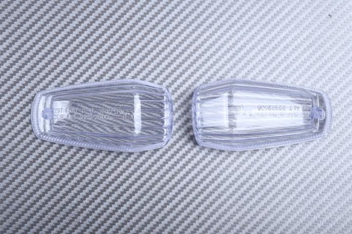 Pair of Turn Signals Lenses SUZUKI GSXR 600 750 1000 2003 - 2005