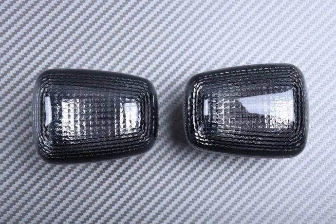 Pair of Front Turn Signals Lenses SUZUKI GSXR 600 750 SRAD / TLS / TLR / SV 650 / GS500 / GSX 750 1200 1400