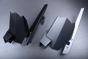 Aluminium Heckfender mit Kettenschutz KAWASAKI