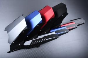 Guardafango trasero con Cubre Cadena de aluminio YAMAHA YZF R3 R25 / MT03 MT250 2013 - 2021
